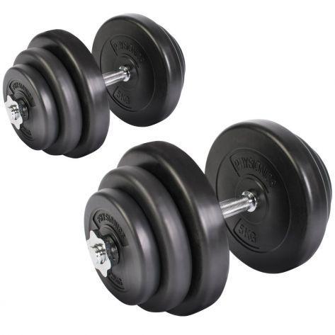 Set ročnih uteži 2 x 20 kg