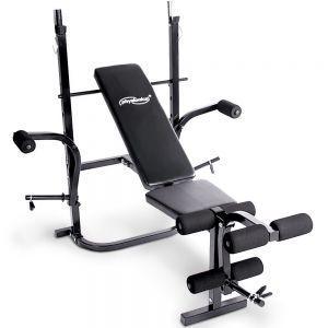 Zložljiva multifunkcijska fitnes bench klop za raznovrsten trening