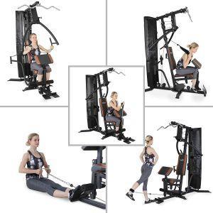 Profesionalna multifunkcijska fitnes naprava za vse mišične skupine nizka cena