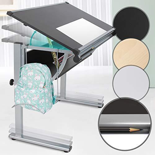 Kovinska pisalna miza z nastavljivo višino za odrasle in otroke cena