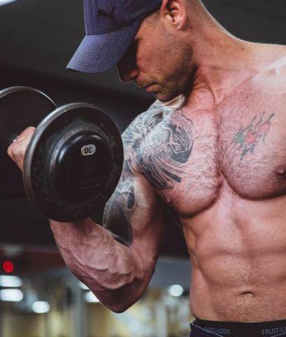 Vaje za prsa, biceps in triceps