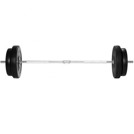 Ravna fitnes štanga 30 kg cena