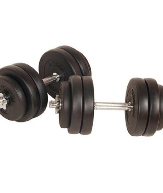 PROGYM Set fitnes uteži (2x 15kg) cena