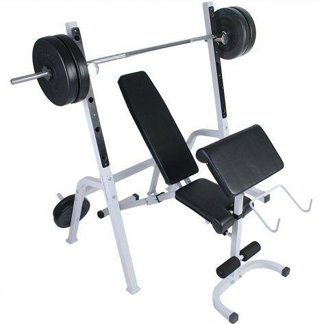 Multifunkcijska bench biceps klop