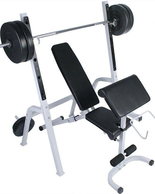 Multifunkcijska fitnes bench klop