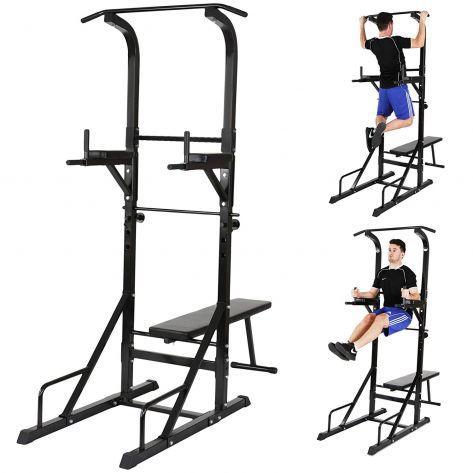 Večnamenska fitnes bench naprava