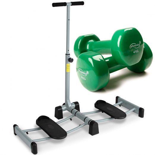 Naprava za krepitev stegenskih mišic z ročnimi utežmi cena