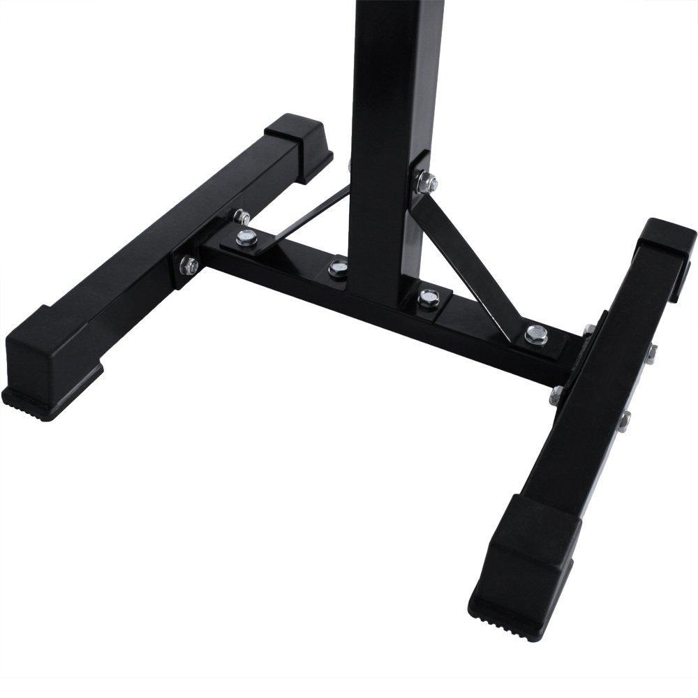 Multifunkcijsko Nastavljivo Stojalo za Uteži - Bench Stojalo stabilno bench stojalo