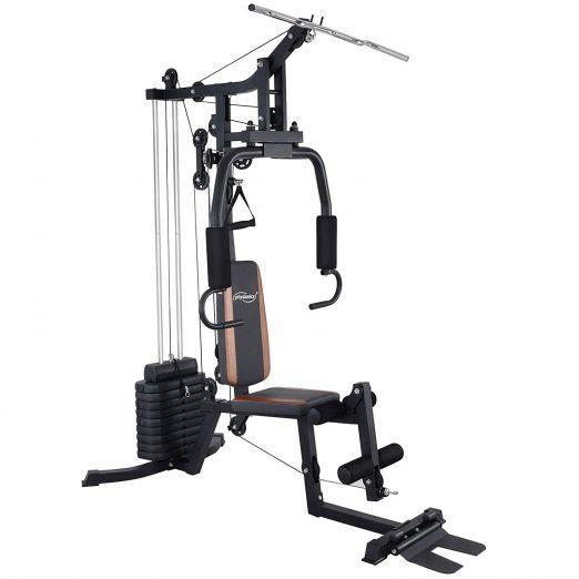 Multifunkcijska fitnes naprava z utežmi 60kg cena