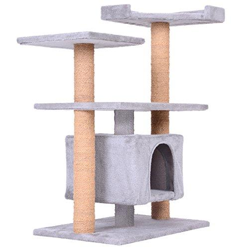 Mačji praskalnik in drevo za vse vrste mačk cena
