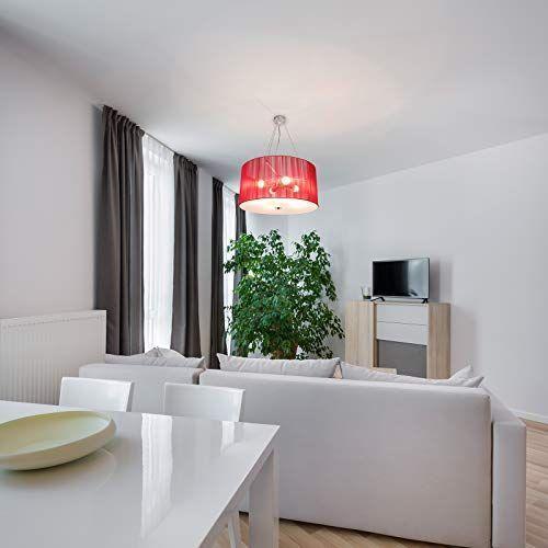 Rdeča retro stropna luč A++ cena
