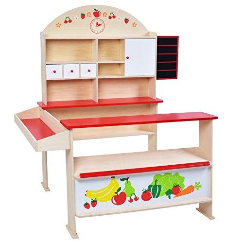 Otroški kuhinjski pult s tablo