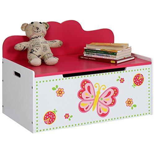 Otroška klop za shranjevanje igrač za otroško sobo