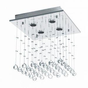 Kristalni stropni lestenec elegantnega dizajna za vsak dom cena