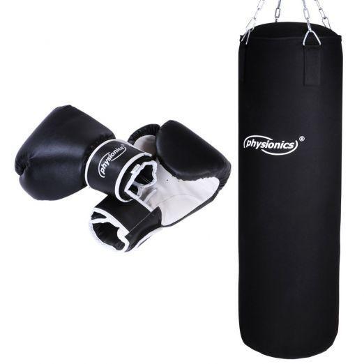 Boksarska-vreca-25-kg-z-rokavicami-in-kavljem