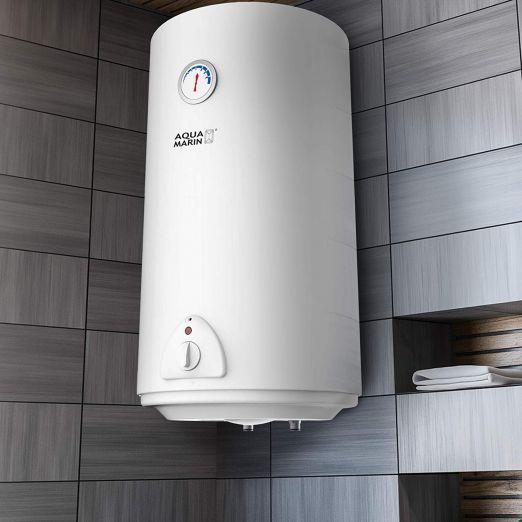 Električni bojler, grelnik vode za kopalnico 80l - 1500W cena