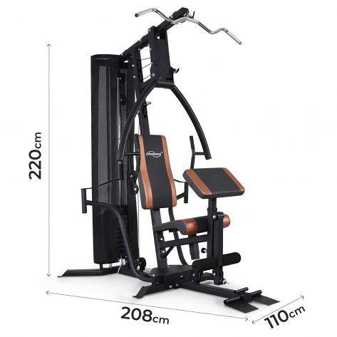Profesionalna multifunkcijska fitnes naprava