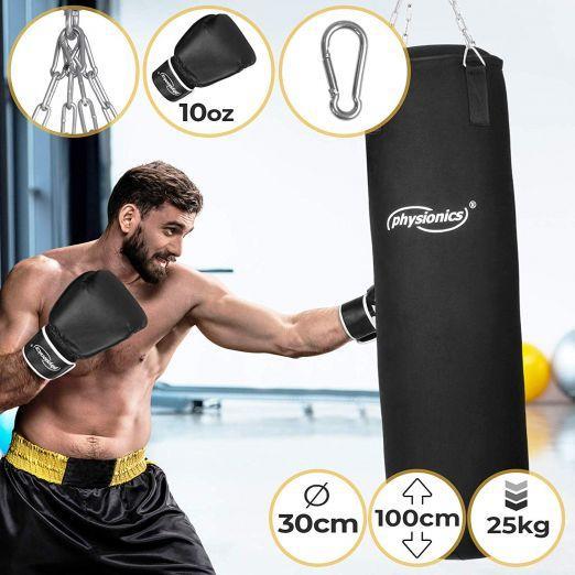 Boksarska-vreca-25-kg-z-rokavicami-in-kavljem-cena