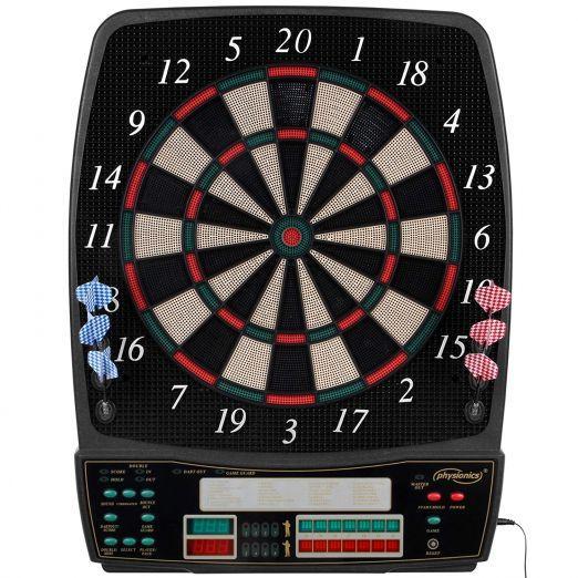 Elektronski pikado z LCD in nastavljivo glasnostjo za 16 igralcev cena