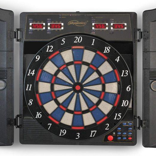 Elektronski pikado z LCD za 16 igralcev ter 159 kombinacij različnih iger cena