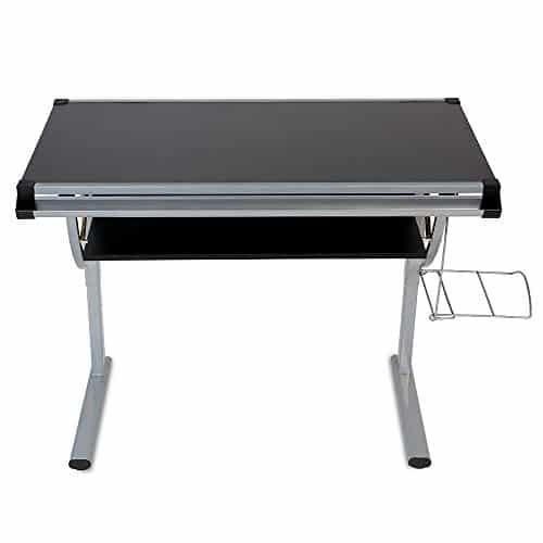 Kovinska pisalna miza z nastavljivo višino za odrasle in otroke nizka cena