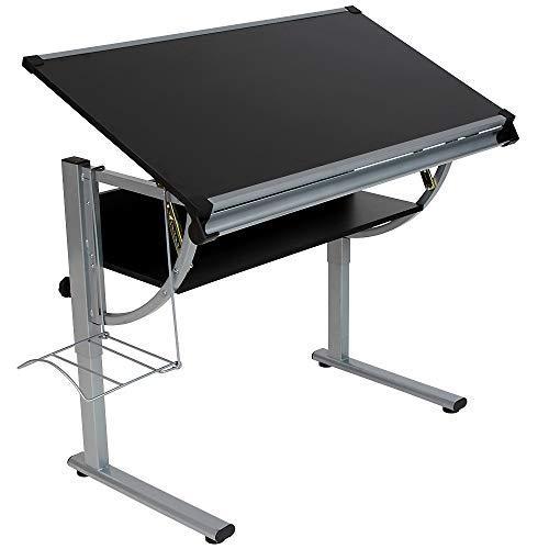 Pisalna miza z nastavljivo višino poceni