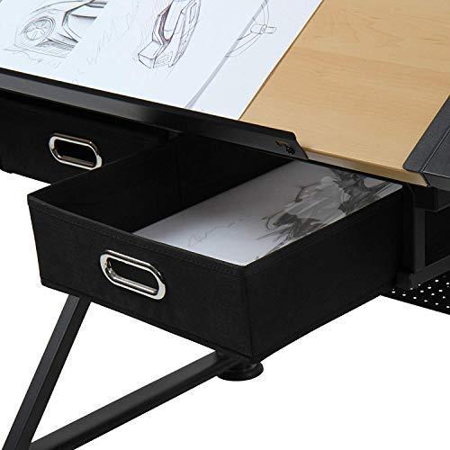 Pisalna miza s stolom in predali nizka cena