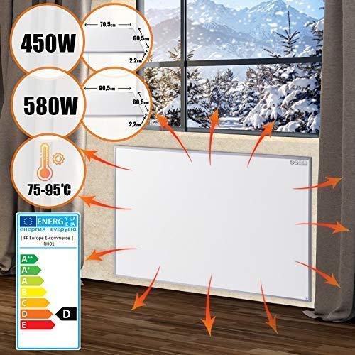 IR panel za ogrevanje 450W ali 580W cena