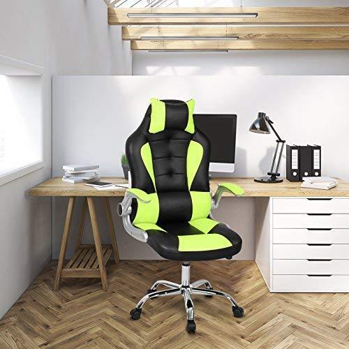 Udoben vrtljiv gaming stol poceni