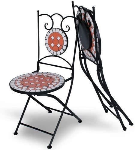 Vrtni set stolov in mize z mozaičnim vzorcem cena