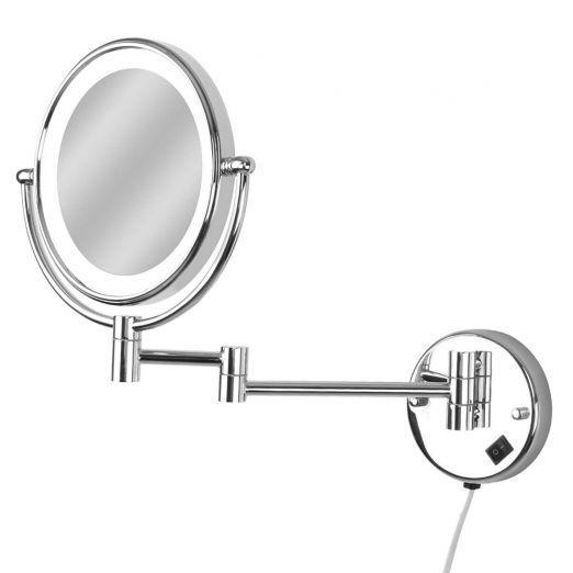 Kozmetično ogledalo za na steno