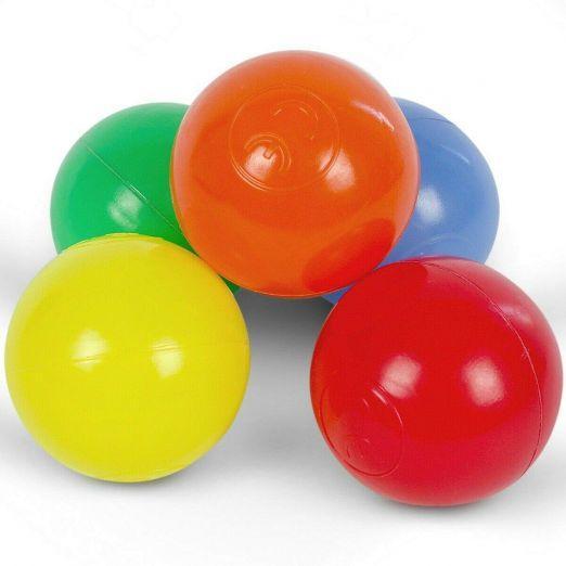 Žogice za bazen v različnih barvah