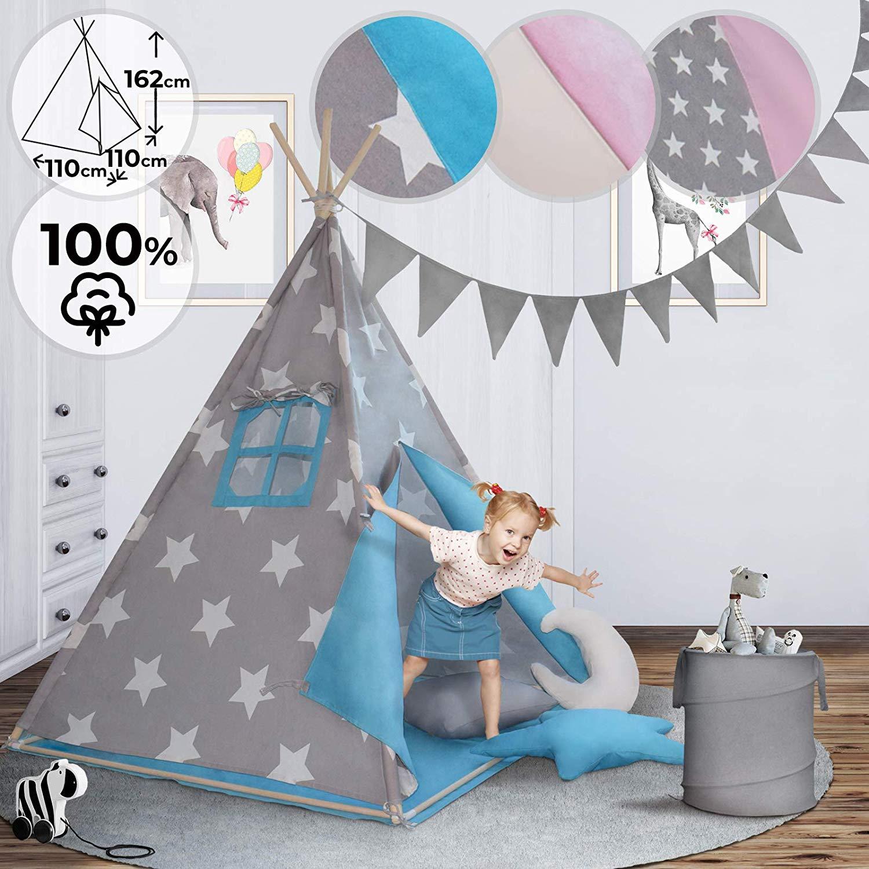 Otroški šotor za igranje in spanje cena