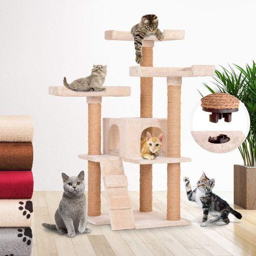 Mačje drevo za plezanje in praskanje cena