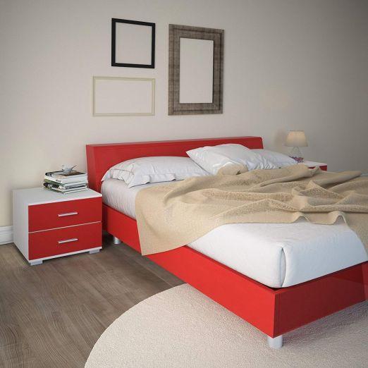 Enostavni in funkcionalni nočni omarici cena