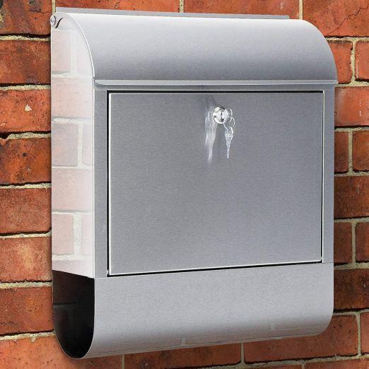 Stenski poštni nabiralnik za dom ali pisarno cena