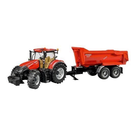 Traktor prikolico za otroke
