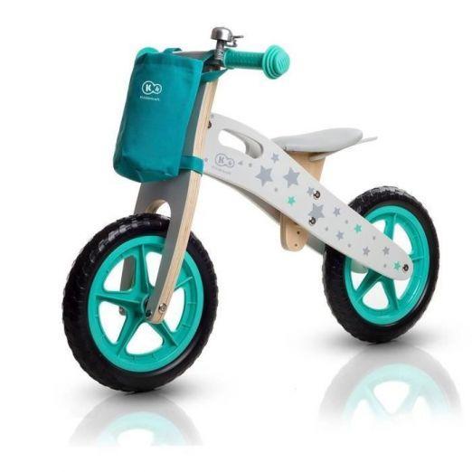 Leseno kolo za otroke s čelado za učenje kolesarjenja cena
