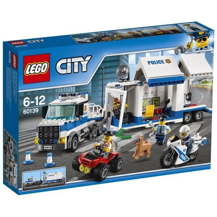 LEGO kocke policijska postaja