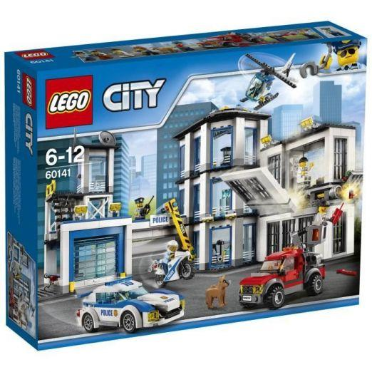 LEGO City Police Station set lego kock