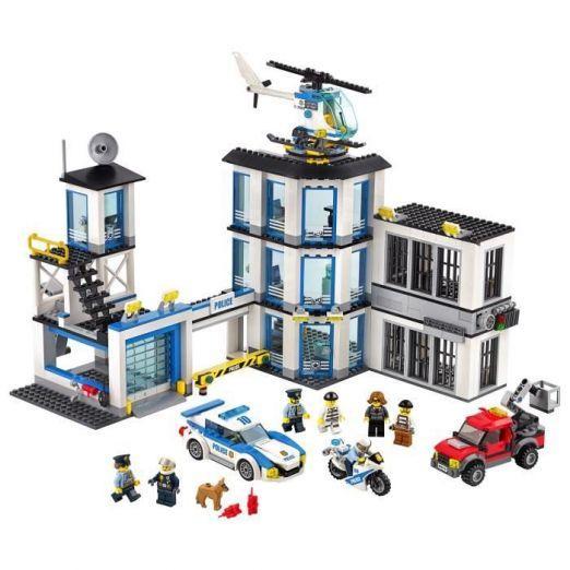 LEGO City Police Station set lego kock cena