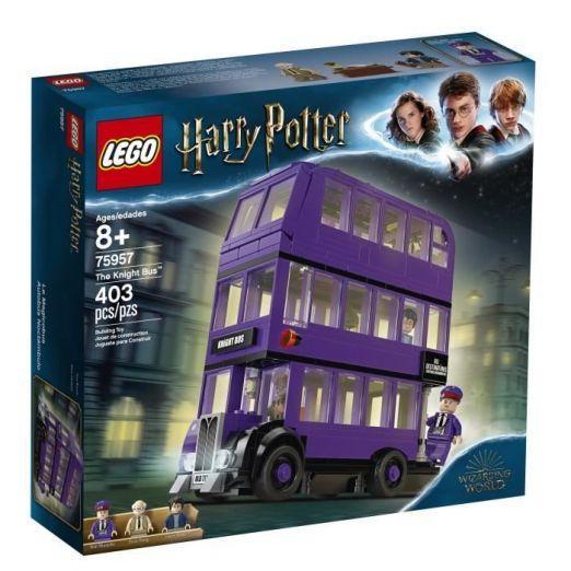 Harry Potter LEGO kocke z veliko dodatki