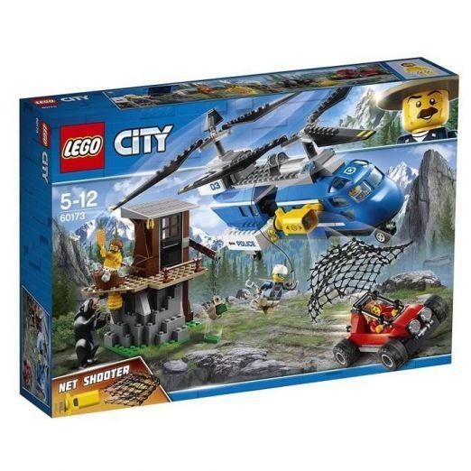 LEGO City Police Aretacija v gorah komplet lego kock