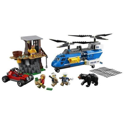 LEGO City Police Aretacija v gorah komplet lego kock cena