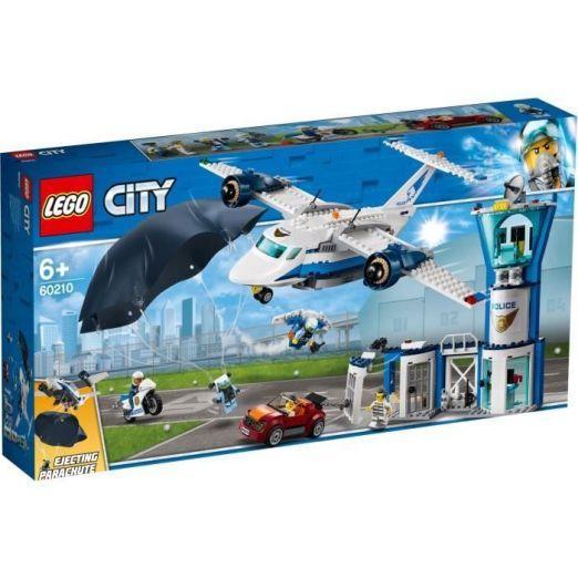 LEGO City Police Air set lego kock