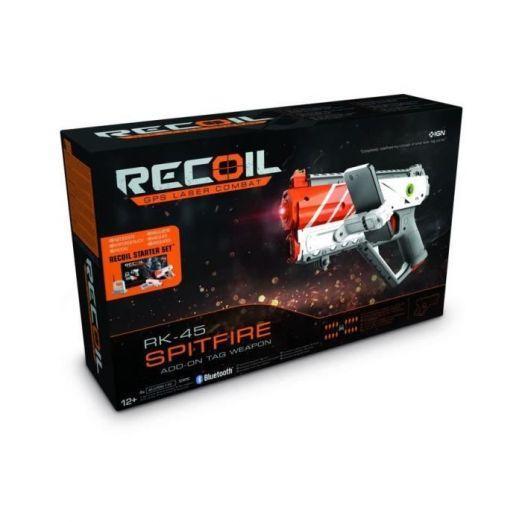 Laserska pištola za otroke z dodatki