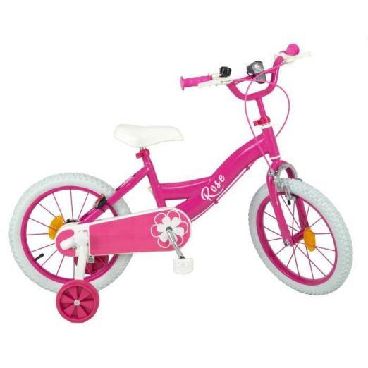 Dekliško kolo z motivom rož