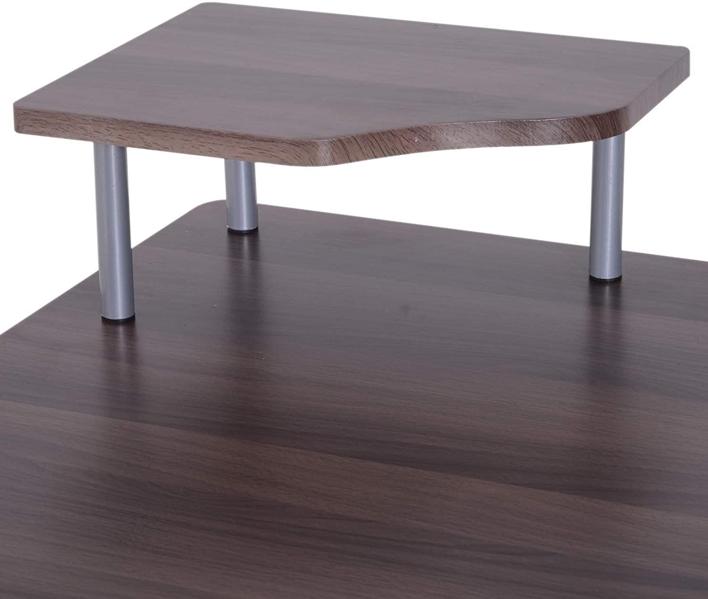 Računalniška miza iz lesa ugodno