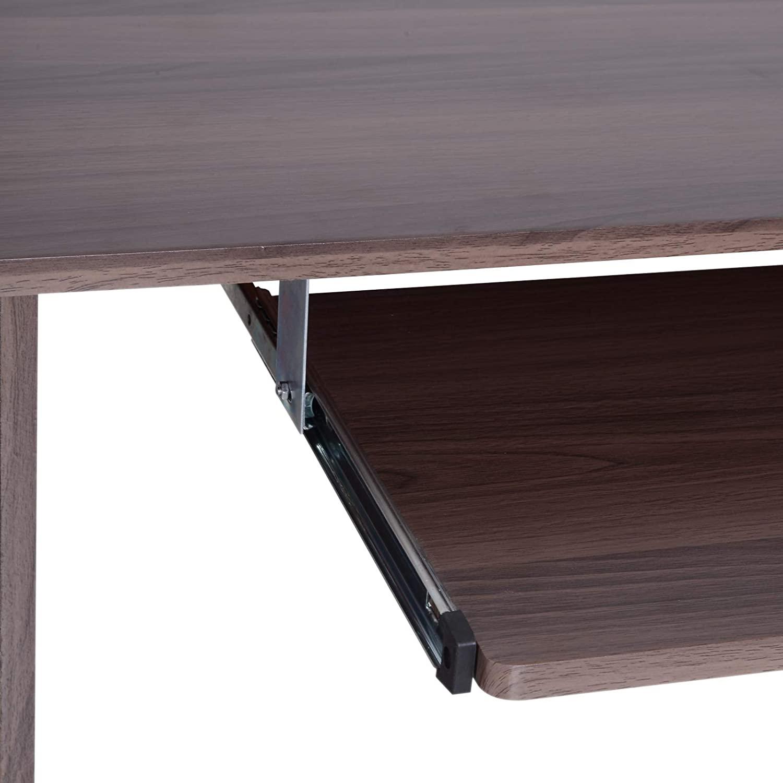 Lesena računalniška miza poceni