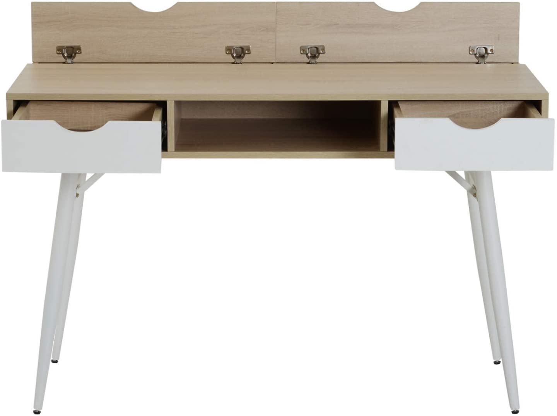 Pisalna miza iz lesa ugodno